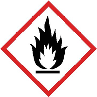 hazard storage highly flammable