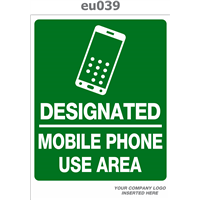 mobile phone area