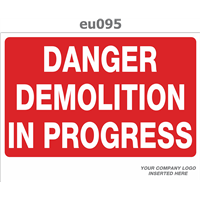 danger demolition