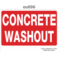 concrete washout