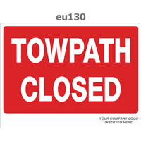 towpath closed