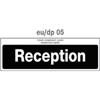 reception door plate