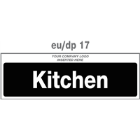 kitchen door plate