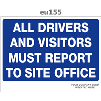 all drivers & visitors