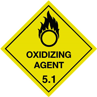 oxidizing substances