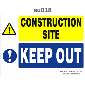 construction keep out